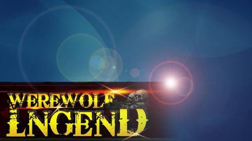 Werewolf legend Symbol