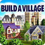 Village city: Island sim 2 Symbol