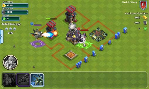 Clash of glory pour Android