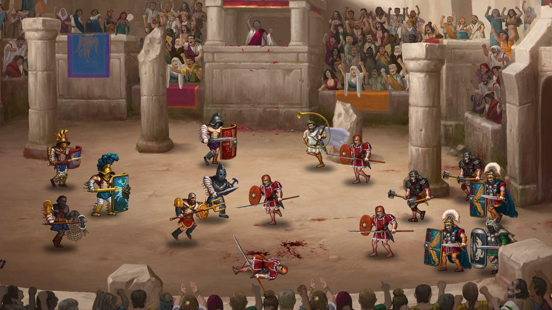 Story of a Gladiator screenshot 1