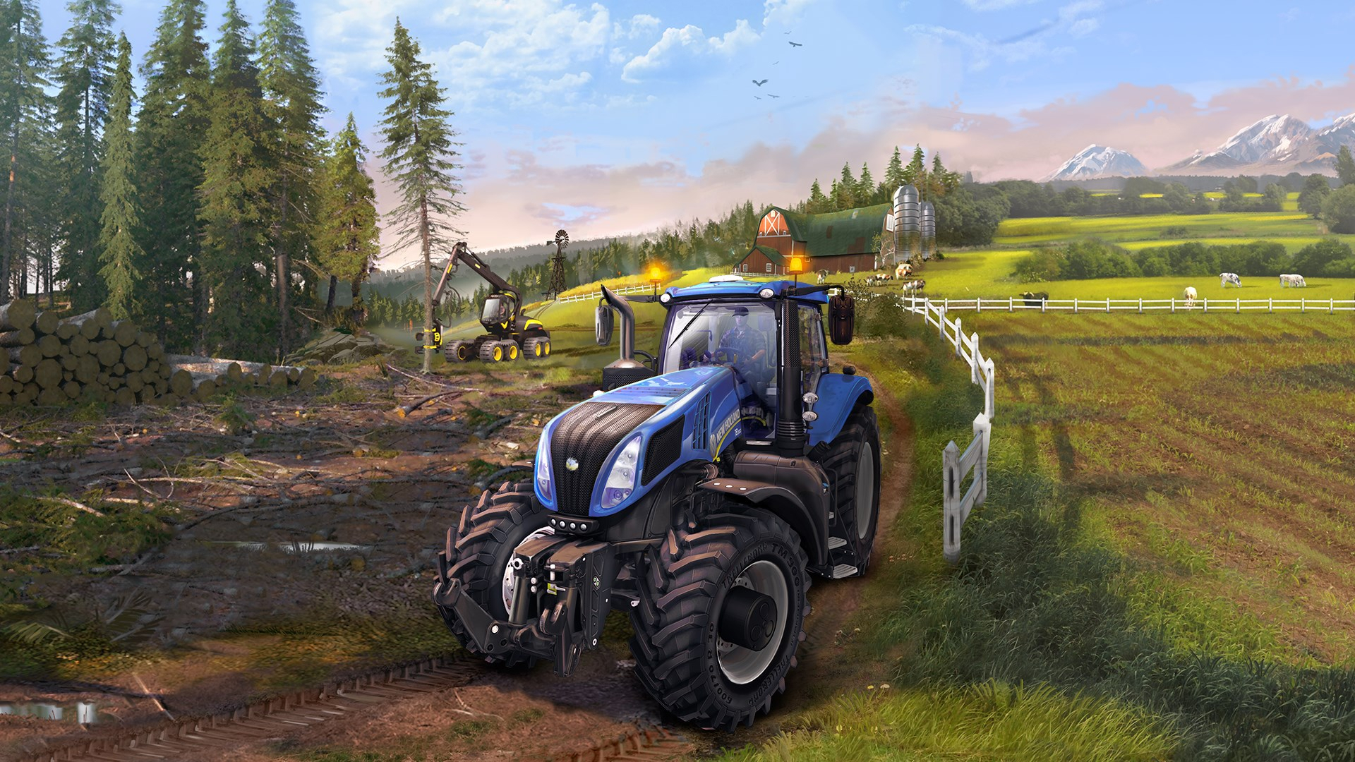 new Tractor games for Android