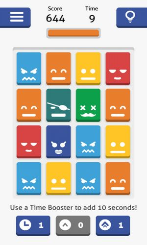 Hues game: Threes powered up! für Android