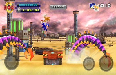 Sonic el Erizo 4. Episodio 2 en español