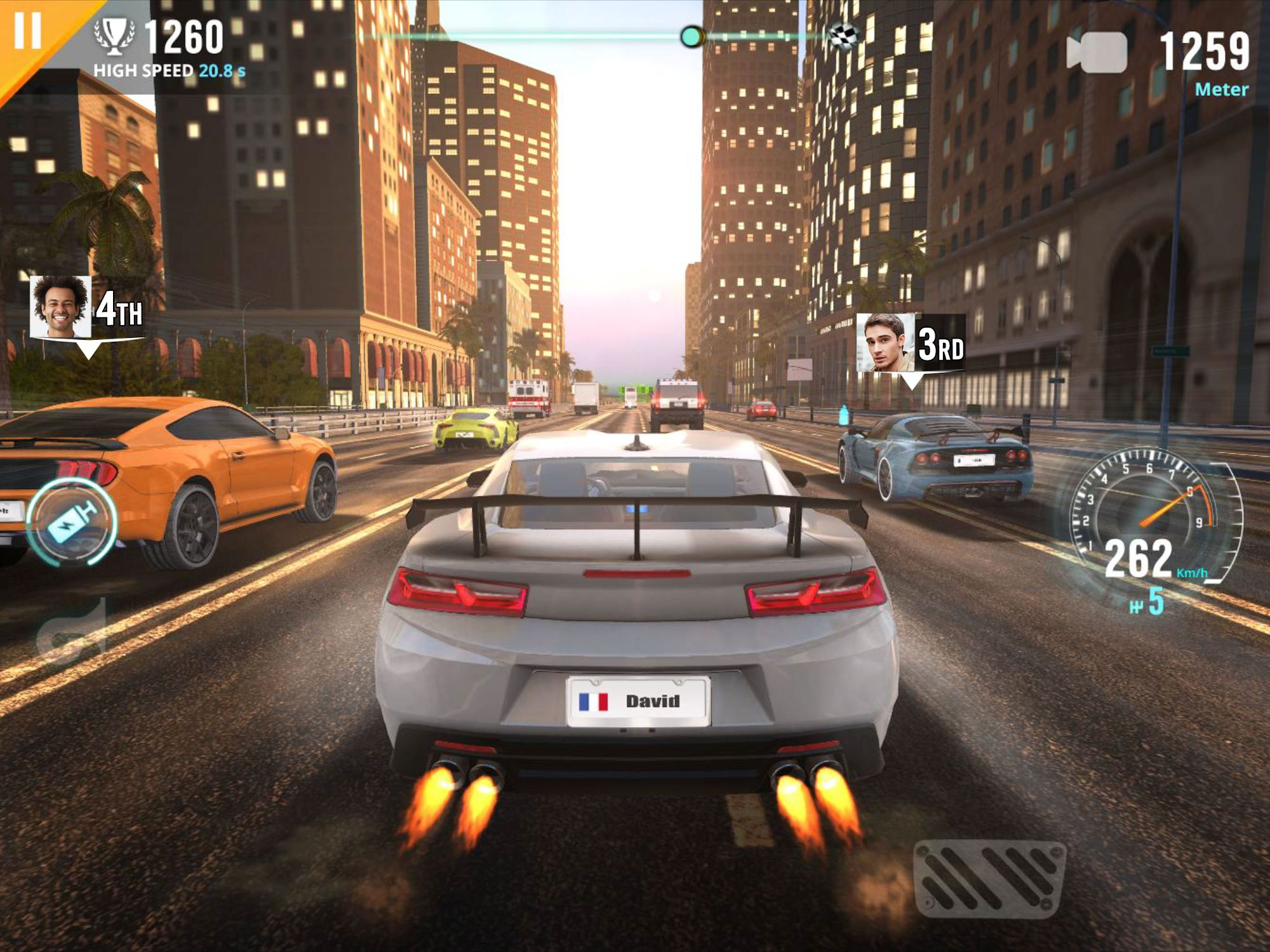 Racing Go for Android
