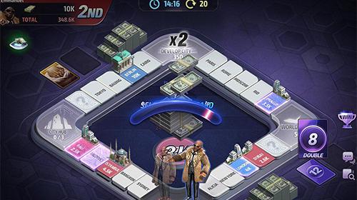Monopoly Rich wars auf Deutsch