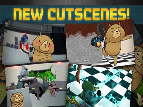 Multiplayerspiele: Lade Kampfbären: Null auf dein Handy herunter