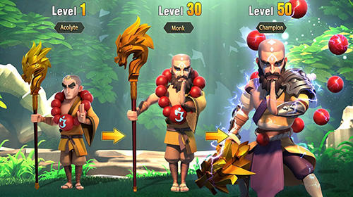 Strategie RPG Final heroes auf Deutsch