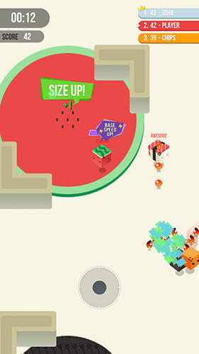 Cut.io: Keep the tail für Android