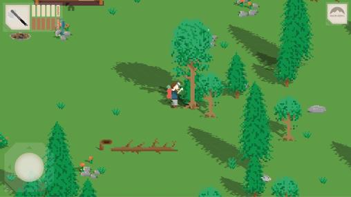 On my own: Woodland survival adventure für Android