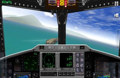 Portaaviones F18 en español