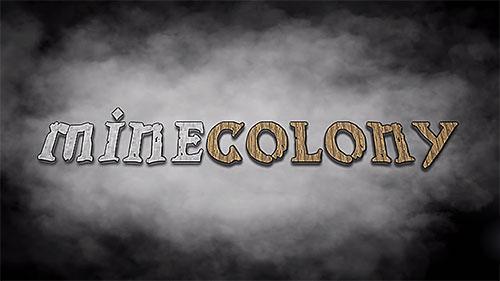 Minecolony: Age of exploration Screenshot