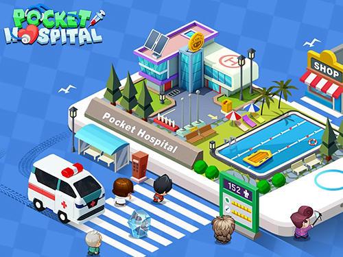 Pocket hospital captura de tela 1