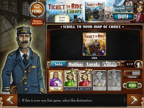 Multiplayerspiele: Lade Fahrtticket auf dein Handy herunter