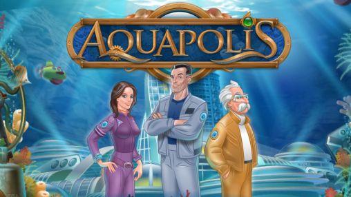 Aquapolis capture d'écran 1