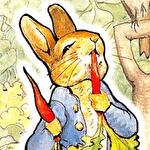 Peter rabbit's garden Symbol
