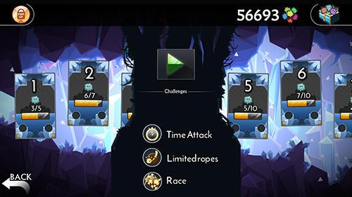 Arcade Rootworld für das Smartphone