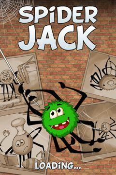 logo Jack die Spinne