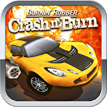 Burnin' rubber: Crash n' burn Symbol