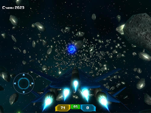 Space chase for Android