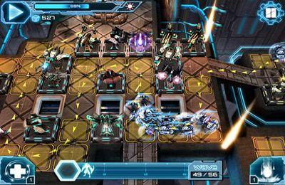 iPhone用ゲーム 防衛のテクニカ のスクリーンショット