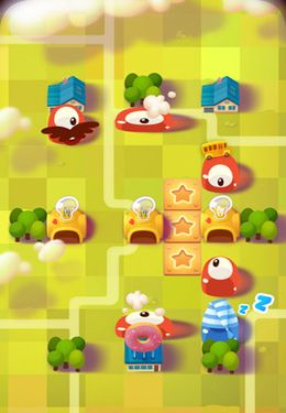 Screenshot Pudding Monster auf dem iPhone