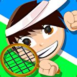 Bang bang tennis icon