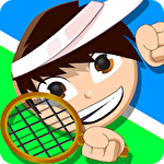 Bang bang tennis icône