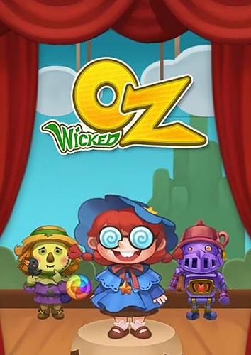 Wicked OZ puzzle Screenshot