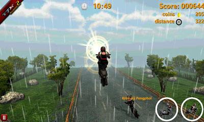 Yamaha TTx Revolution capture d'écran 1