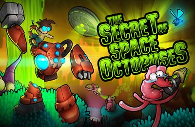 logo The Secret Of Space Octopuses