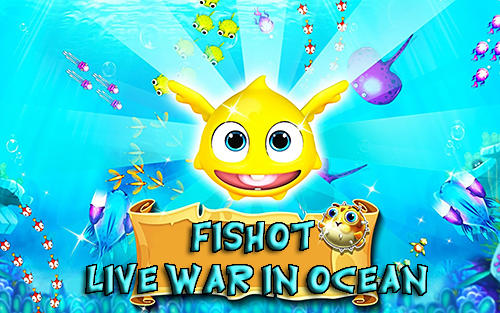 Fish shot: Live war in ocean Symbol