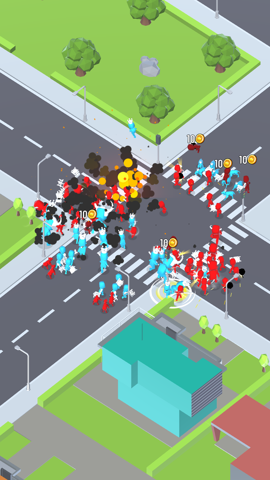 Gang Clash pour Android