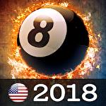 アイコン 8 ball billiards: Offline and online pool master