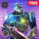 Free modern robots galaxy war: Battleground Symbol