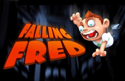 Screenshot Falling Fred on iPhone