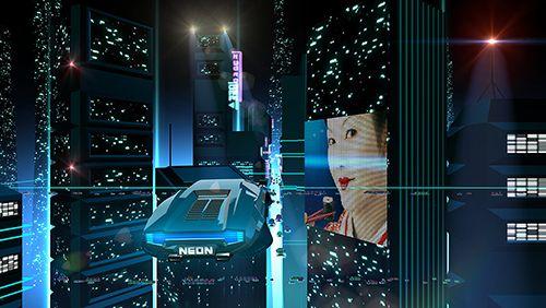 Neon drive на русском языке