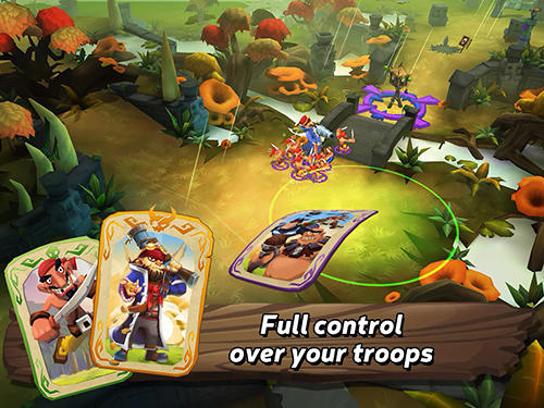 Raids of glory für Android