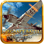 WW2 Aircraft battle: Combat 3D icône