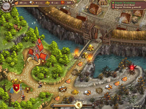 Strategy Northern tale 2 for smartphone