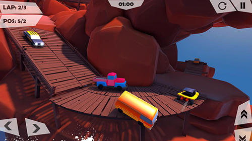 Hot wheels: Mini car challenge auf Deutsch