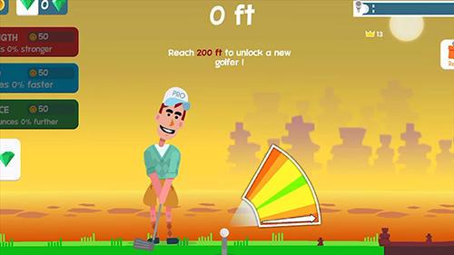 Golf orbit auf Deutsch