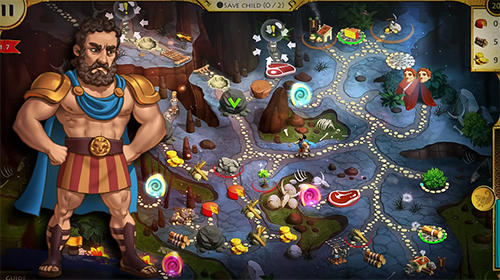 12 labours of Hercules 5: Kids of Hellas für Android