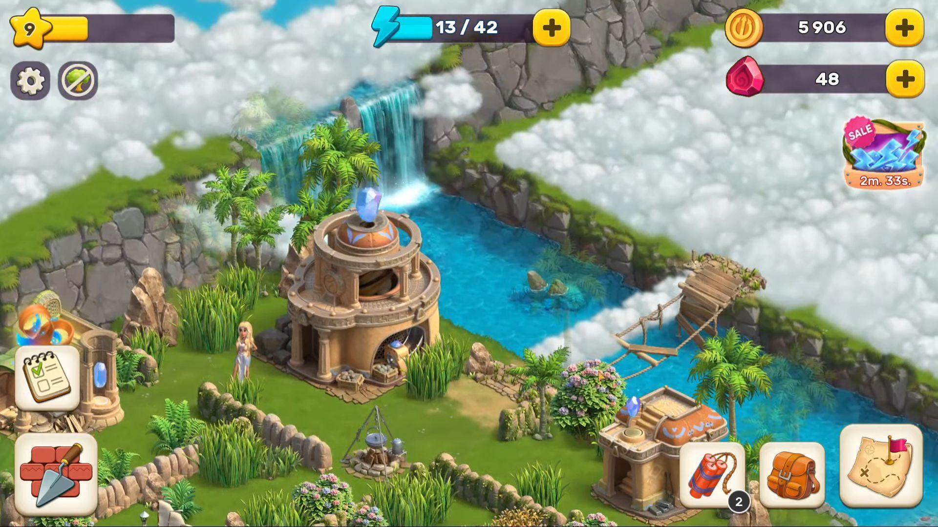 Android用 Atlantis Odyssey