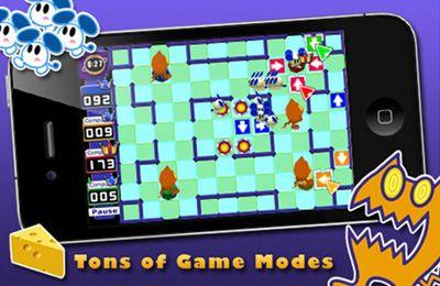 Arcade: Lade Katz und Maus Spiel für dein Handy herunter