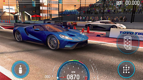 Nitro nation experiment для Android