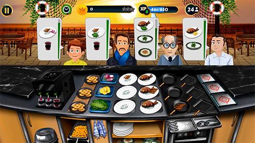 Kebab world: Cooking game chef screenshot 4