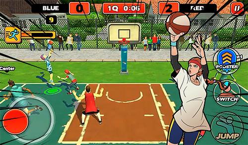 Super dunk nation 3X3 para Android