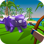 Jurassic island: Survival simulator icon