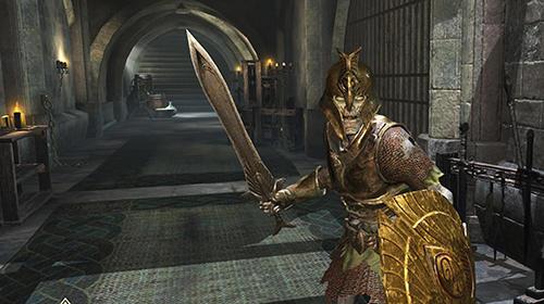 RPG en ligne The elder scrolls: Blades en français