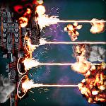Gargantua: Alpha. Spaceship duel Symbol